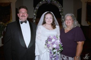 This was me on my wedding day in 2007. I weighed about 180 lbs.